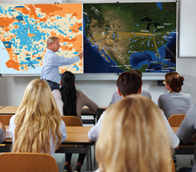 Instructor-Led Courses | Esri Instructors Specialize
